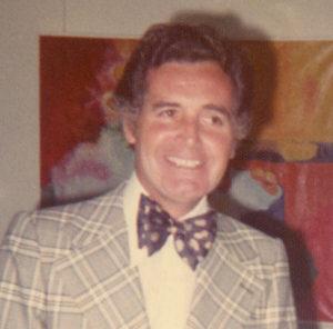 Portrait of John Ottiano
