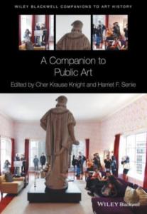 Photo of the Companion to public art book